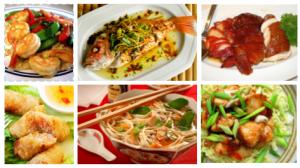 Chinese buffet capture